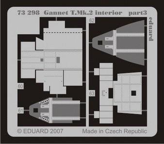 Eduard Gannet T.Mk.2 interior (Trumpeter)