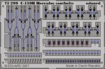 Eduard C-130H seatbelts (Italeri)