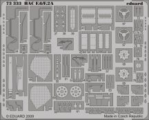 Eduard BAC Lightning F.6/F.2A S.A. (Trumpeter)