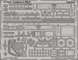 Eduard Canberra PR.9 S.A. (Airfix)