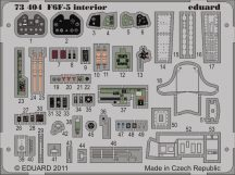 Eduard F6F-5 interior S.A. (Dragon, Cyber Hobby)