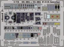 Eduard F-14A interior S.A. (Hobby Boss)