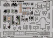 Eduard F6F-5 interior S.A. (Eduard)