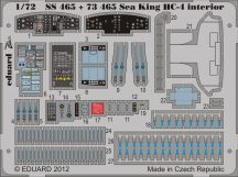 Eduard Sea King HC-4 S.A. (Italeri)