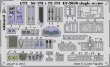 Eduard EF-2000 single seater (Hasegawa)