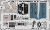Eduard Sunderland Mk.III interior S.A. (Italeri)