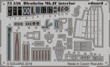 Eduard Blenheim Mk. IF interior (Airfix)