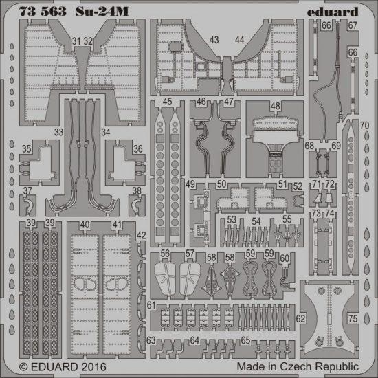 Eduard Su-24M (Trumpeter)