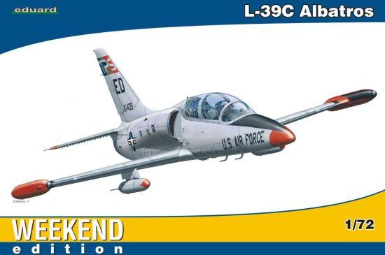 Eduard L-39C Weekend makett