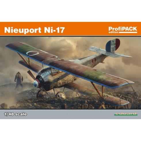 Eduard Nieuport Ni-17 Profipack makett