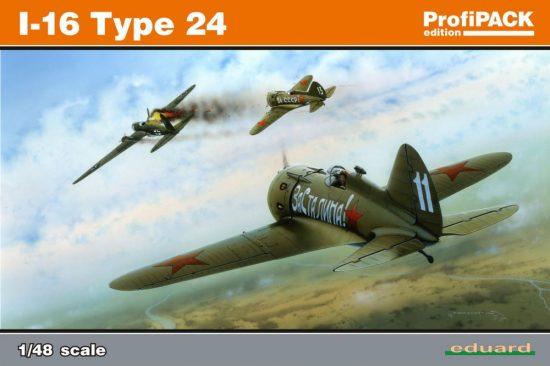 Eduard I-16 type 24