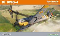 Eduard Bf 109G-4 ProfiPack makett
