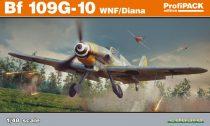 Eduard Bf 109G-10 WNF/ Diana ProfiPACK makett