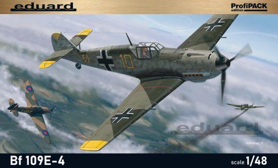Eduard Bf 109E-4 ProfiPack