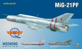 Eduard MiG-21PF