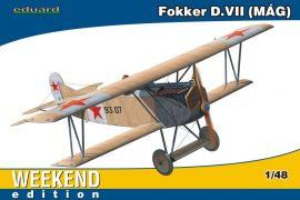 Eduard Fokker D.VII MAG Weekend