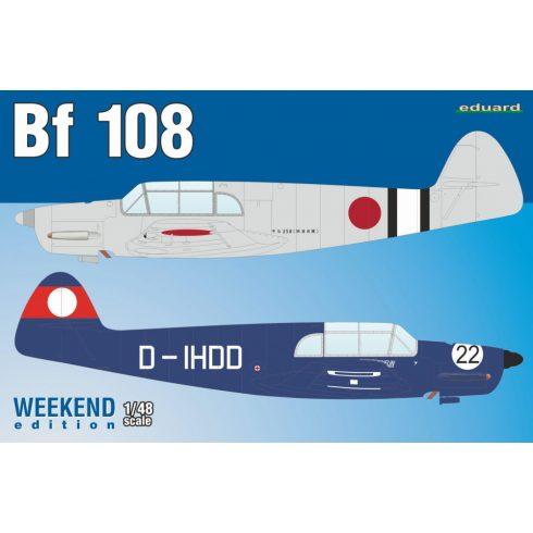 Eduard Bf 108 makett