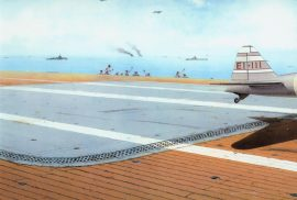 Eduard Japan Navy aircraft carrier deck