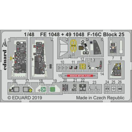 Eduard F-16C Block 25 (Tamiya)