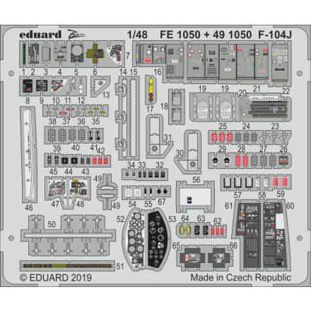 Eduard F-104J (Kinetic Model)