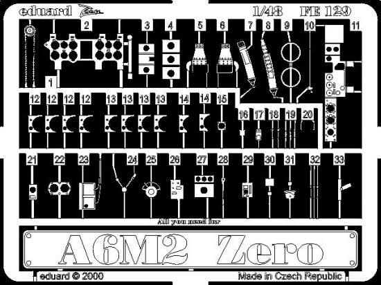 Eduard A6M2 Zero (Hasegawa)