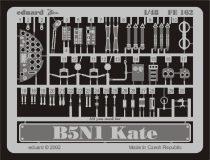 Eduard B5N1 Kate (Hasegawa)