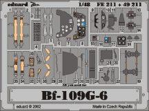 Eduard Bf 109G-6 (Hasegawa)