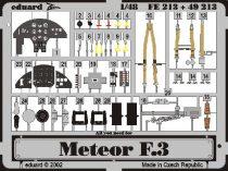 Eduard Meteor F.Mk.3 (Tamiya)
