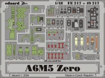 Eduard A6M5 Zero (Hasegawa)