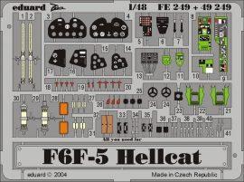 Eduard F6F-5 (Hasegawa)