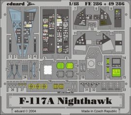 Eduard F-117 (Tamiya)