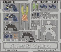 Eduard MC 205 Veltro (Hasegawa)