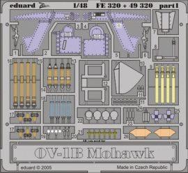 Eduard OV-1B (Roden)