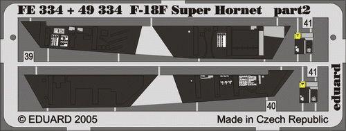 Eduard F/A-18F (Hasegawa)