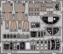 Eduard Fulmar Mk.I interior S.A. (Mpm)