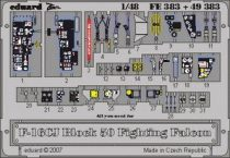 Eduard F-16CJ Block 50 (Tamiya)