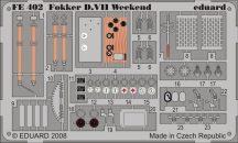 Eduard Fokker D.VII Weekend (Eduard)
