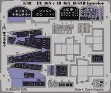 Eduard B-57B interior S.A. (Airfix)