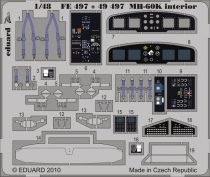Eduard MH-60K interior S.A. (Italeri)