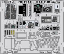 Eduard F-4B interior S.A. (Academy)