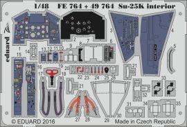 Eduard Su-25K interior (Smer)
