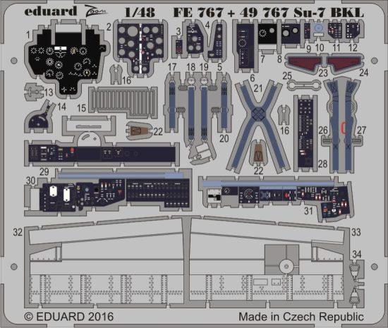 Eduard Su-7 (Smer)