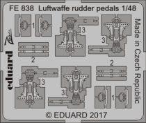 Eduard Luftwaffe rudder pedals