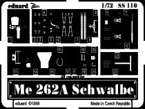 Eduard Me 262A Schwalbe (Revell)