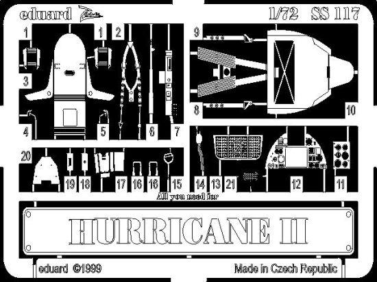 Eduard Hurricane Mk.II (Revell)