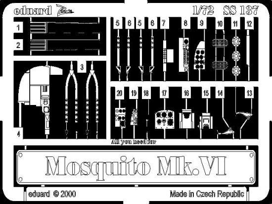 Eduard Mosquito Mk.VI (Tamiya)