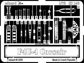 Eduard F4U-4 (Italeri)