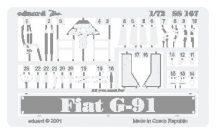 Eduard Fiat G-91 (Revell)