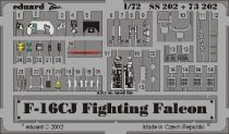 Eduard F-16C (Hasegawa)