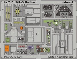 Eduard F6F-5 (Academy)